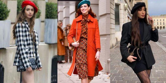 Γαλλικός μπερές: Το αγαπημένο αξεσουάρ του φθινοπώρου για chic εμφανίσεις - BORO από την ΑΝΝΑ ΔΡΟΥΖΑ