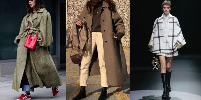 5 μοντέρνα παλτό για το Φθινόπωρο-Χειμώνα 2021/2022 - BORO από την ΑΝΝΑ ΔΡΟΥΖΑ