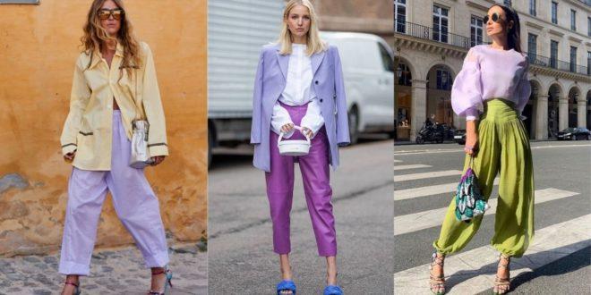 Λιλά: Το αγαπημένο χρώμα που θα φορέσουμε ξανά το 2022 - BORO από την ΑΝΝΑ ΔΡΟΥΖΑ