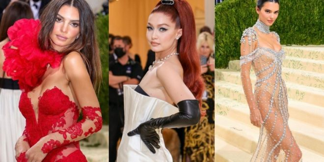 Met Gala 2021 Red Carpet: Όλες οι εκθαμβωτικές εμφανίσεις των celebrity είναι μαζεμένες εδώ - BORO από την ΑΝΝΑ ΔΡΟΥΖΑ