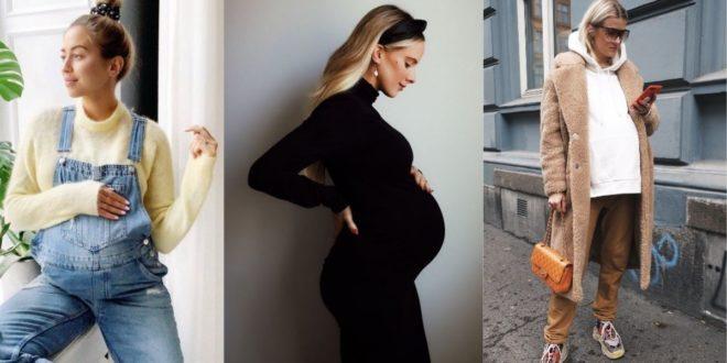 Έγκυος με στυλ: casual chic looks για μέλλουσες μαμάδες - BORO από την ΑΝΝΑ ΔΡΟΥΖΑ