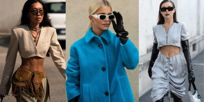 Οι πιο εντυπωσιακές Street Style εμφανίσεις που ξεχώρισαν από την εβδομάδα μόδας του Μιλάνου! - BORO από την ΑΝΝΑ ΔΡΟΥΖΑ