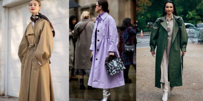 Γκαμπαρντίνα: Το must have κομμάτι που επανέρχεται στον κόσμο της μόδας - BORO από την ΑΝΝΑ ΔΡΟΥΖΑ