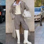 Rain boots (γαλότσες): 5 stylish τρόποι για να τις συνδυάσετε φέτος το Φθινόπωρο – BORO από την ΑΝΝΑ ΔΡΟΥΖΑ
