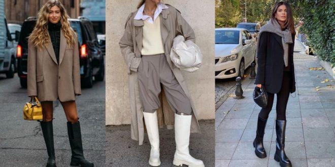 Rain boots (γαλότσες): 5 stylish τρόποι για να τις συνδυάσετε φέτος το Φθινόπωρο - BORO από την ΑΝΝΑ ΔΡΟΥΖΑ